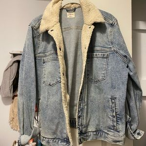 Gap sterling jean jacket